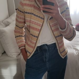 4/$20 Muti Colour Jacket